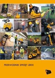 pobierz katalog narzędzi i urządzenia jcb (.pdf) - Interhandler