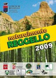 programma attivita' 2009 - Reggellonatura.it