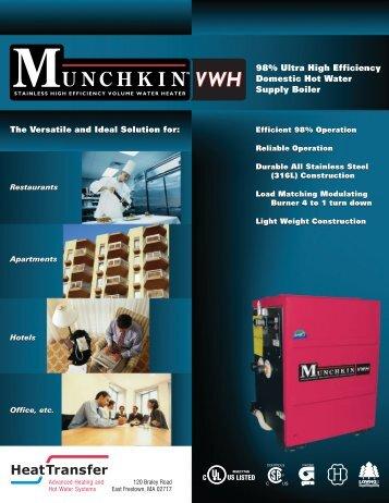 Brochure - Heat Transfer Products, Inc