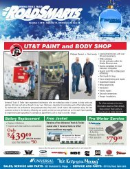 UT&T PAINT and BODY SHOP - Universal Truck & Trailer