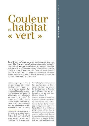 Les agents de contraste dans l 39 imagerie par for Les espaces verts pdf