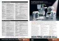 TUP500/900 - E.W.L. Display & Printing Solutions GmbH
