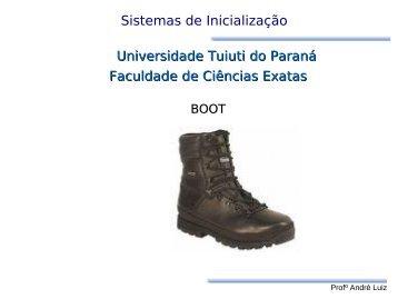 Loaders - Gerds - Universidade Tuiuti do Paraná
