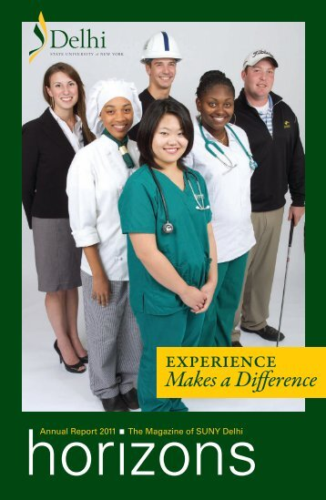 experience Makes a Difference - SUNY Delhi
