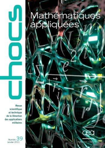 Janvier 2011 [PDF] - Physique/Chimie - CEA
