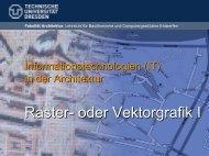 Fakultät Architektur