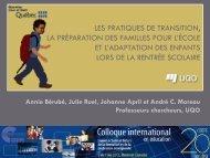 Méthode de recherche PSE1073 Julie Ruel - Université du Québec ...