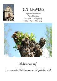 März bis Mai 13.pdf - Pfarre Herz Jesu