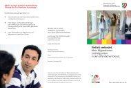 Vielfalt verbindet - Ministerium für Arbeit, Integration und Soziales ...