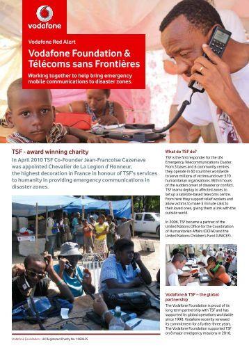 TSF - Vodafone