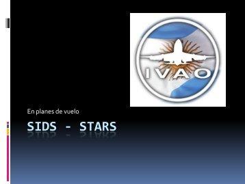 SIDs - STARs - IVAO Argentina