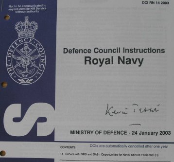 14 Service with SBS and SAS-Opportunities for ... - Royal Marines