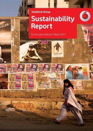 Sustainability Report - Vodafone
