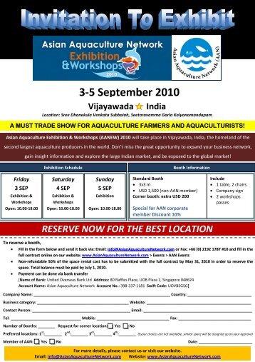 Registration Brochure - MarEvent