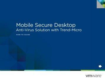 3Xhigher VDI VM consolidation ratios - VMware
