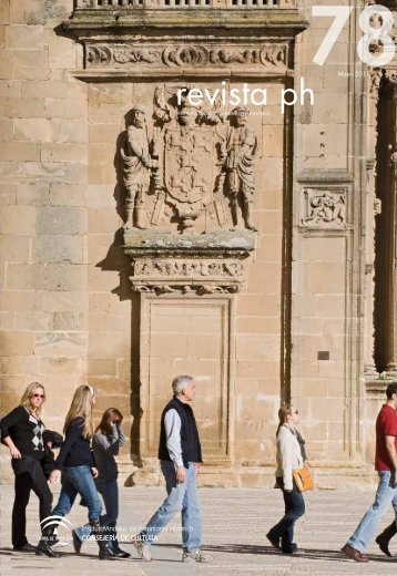 PH78revista_integro - IAPH. Instituto Andaluz del Patrimonio Historico