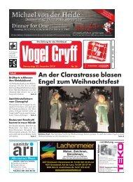 23. Dezember 2010 - Vogel Gryff