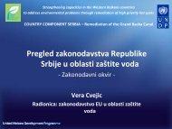 Title of Workshop - Western Balkans Environment Programe