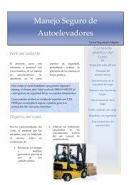 Manejo Seguro de Autoelevadores - UTN FRBB