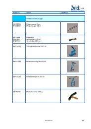 Pflasterwerkzeuge - ZWICK
