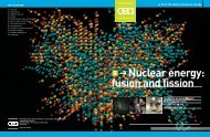 CEA - Nuclear energy: fusion and fission