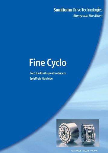 Fine Cyclo