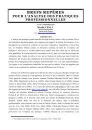 BREFS REPÈRES - SITE Patrick ROBO - Free