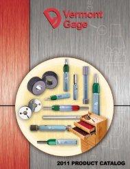 Standard Thread Gages - Inspec Inc
