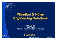 técnicas y servicios de ingeniería, sl - Maritime and Innovation ...