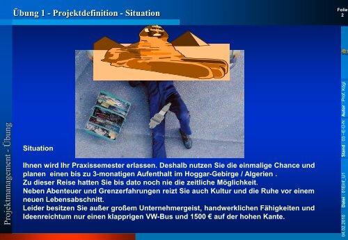 l Projektdefinition - Rz.fh-augsburg.de