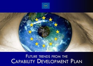 capability development plan - European Defence Agency - Europa