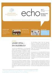 echo - Kantonsspital Obwalden