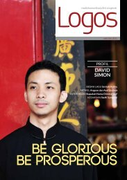 BE GLORIOUS BE PROSPEROUS - P3MI Anugerah Jakarta