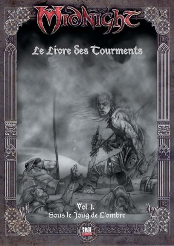 Le Livre des Tourments - Black Book Editions