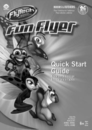Quick Start Guide Quick Start Guide - WowWee
