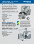 Tunnel Transit Dampers - Greenheck - Page 6