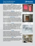 Tunnel Transit Dampers - Greenheck - Page 7