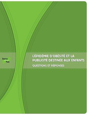 Questions et réponses - Coalition québécoise sur la problématique ...