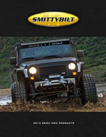 Smittybilt New Products Catalog - SDL