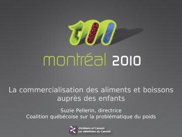en français - Coalition québécoise sur la problématique du poids