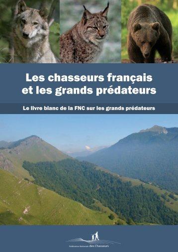 Les chasseurs français et les grands prédateurs - Le site de l'État ...
