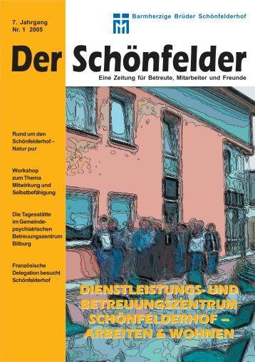 dienstleistungs - Barmherzige Brüder Schönfelderhof