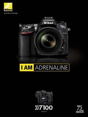 De brochure downloaden - Nikon