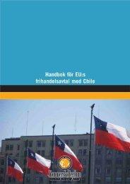 Handbok för EU:s frihandelsavtal med Chile - Kommerskollegium