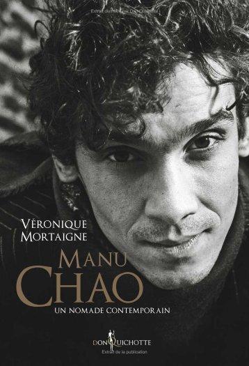 Manu Chao, un nomade contemporain - Decitre