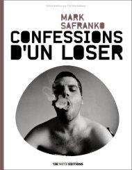 Confessions d'un loser - Decitre