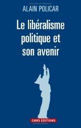 Le libéralisme politique et son avenir - Decitre