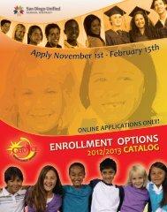 15, 2012 - San Diego City Schools