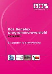 Bos_programmaoverzicht - Bos Benelux BV