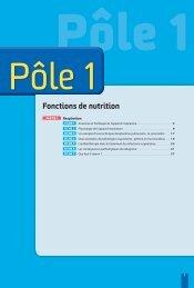 Fonctions de nutrition - Decitre